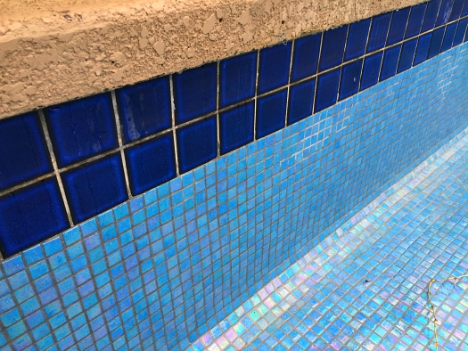 Tile cleaning and acid wash. Other services, 12 Pools, 12 Pool Service, Mesa, Gilbert Arizona