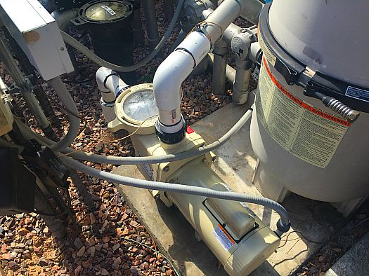 equipment installation and repair pump install 12 pool service mesa arizona