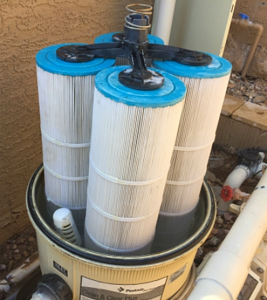 Filter cleaning services from 12 pool service mesa arizona How to clean swimming pool filter cartridge